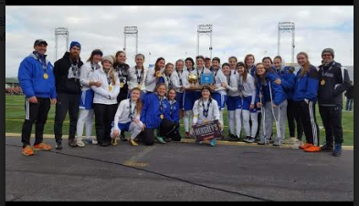 Lady Bison soccer team wins Pennsylvania AA State Title