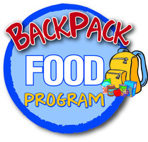 Thank You For Supporting The Weekend Backpack Program