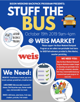 Backpack Program Presents Stuff The Bus
